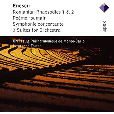 Enescu : Orchestral Works