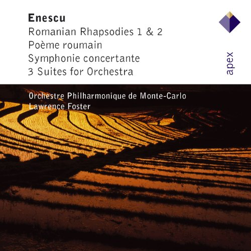 Enescu : 2 Romanian Rhapsodies Op.11 : No.1 in A major