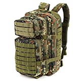 US Army Assault Pack I Rucksack Einsatzrucksack back 30 ltr. Liter (Flecktarn )