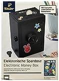 Tchibo TCM Sparschwein Tresor mit elektronischem Zählwerk & LC Display Sparen Spardose