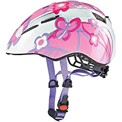 Uvex Kid 3 - Casco de ciclismo unisex, color rosa