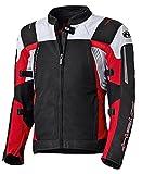 Held Antaris Motorrad Sportjacke, Farbe schwarz-rot, Größe M