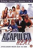 Agence Acapulco / Acapulco H.E.A.T. - Season 1 (Ep. 1-11) - 4-DVD Box Set ( Agence Acapulco ) ( Acapulco HEAT - Season One - Episodes One to [ Origine Néerlandais, Sans Langue Francaise ]