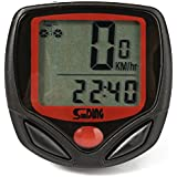 Sunding SD 548 B 14 Function Waterproof Bicycle Computer Odometer Speedometer