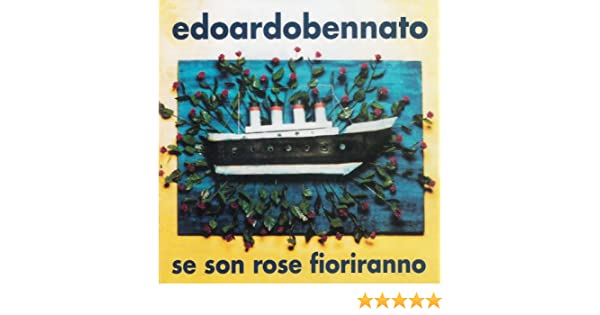 Buy Se Son Rose Fioriranno Online At Low Prices In India Amazon Music Store Amazon In