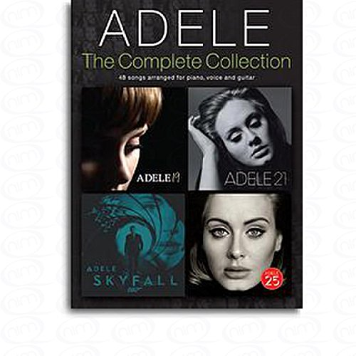 the-complete-collection-arrangiert-fr-songbook-noten-sheetmusic-komponist-adele