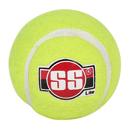 SS Cricket Ball- Soft Pro tennis Ball By GARIHS  available at amazon for Rs.72