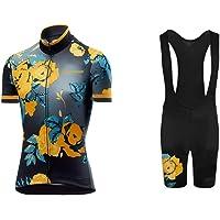 Uglyfrog Fondazione Shirt Sleeveless Ciclismo Canotta a Compressione da Donna Sport Base Layer a Senza Maniche…
