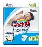 GOO.N Baby Windeln Gr. S (4-8 kg) 84 Stück Premium Qualität Made in Japan - perfektes Geschenk für Mama und Baby!