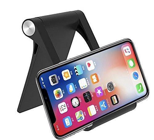 Handy Ständer, Lucklystar® Phone Holder Telefon Ständer,Multi-Winkel Von 0 bis 270 Anwenden Ständer Halter Dock Cradle-ipod