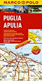 MARCO POLO Karte Apulien (MARCO POLO Karte 1:200000)