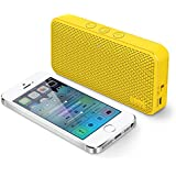 iLuv aud Mini haut-parleur Bluetooth Toth Jaune