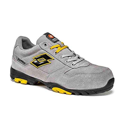Lotto Works , Chaussures de sécurité pour homme Gris Grigio - TG.43