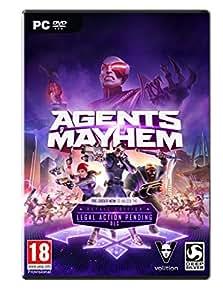 Agents of Mayhem Edizione Day-One - PC