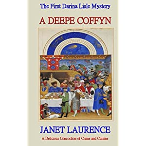 A Deepe Coffyn (The Darina Lisle Mysteries Book 1)