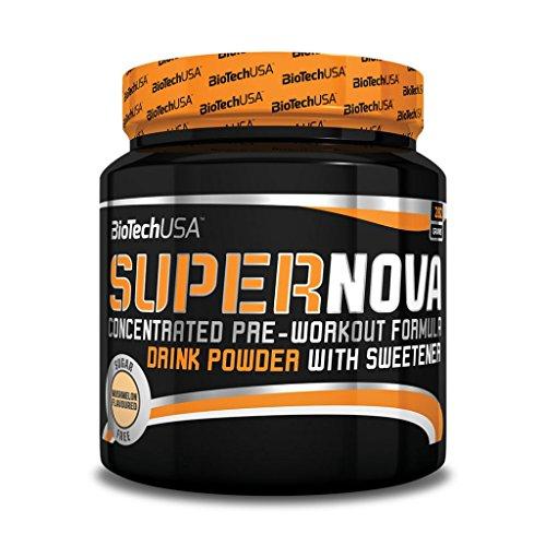 Preisvergleich Produktbild Biotech USA Super Nova, 282g / 30 Portionen Dose , Orange-Mango (3er Pack)