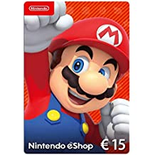 Nintendo eShop Card | 15 EUR Guthaben | Download Code