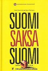 Finnisch - Deutsch und Deutsch - Finisch Grosswörterbuch - Suomi Saksa Suomi Sanakirja - 80.000 Stichwörter - Allgemeinwortschatz inkl. umfangreiche ... Politik: Ausgabe 2005 (EuroLingual Edition)