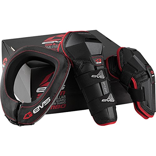 SLAM2-A - EVS Slam 2 Protector Combo (3 Pieces) (Race Elbow Pads)