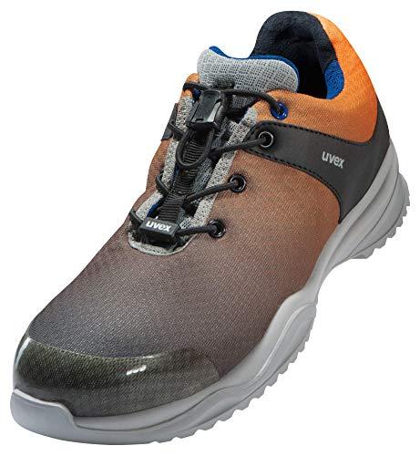 Uvex Sportsline Scarpe da Lavoro Antinfortunistiche S1 P SRC | Scarpa Antinfortunistica Bassa | Puntale Metal Free