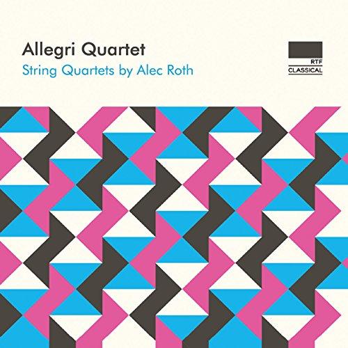 Alec Roth: String Quartets