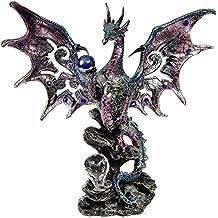 Nemesis Now Dragon Protector Figurine (Blue)