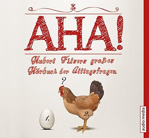 (AHA!: Hubert Filsers großes Buch der Alltagsfragen - Box)