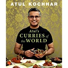 Atul Kochhar - Curries of the World with Exclusive Signed Insert