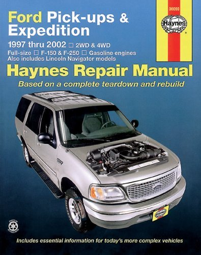 ford-pickups-expeditions-1997-2002-haynes-manuals-by-chilton-2006-05-01
