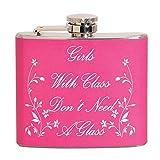Mädchen mit Klasse Don 't Need A Glas 5Oz Edelstahl Fläschchen