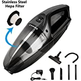 Rapesee Portable Cordless Handheld Vacuum Cleaner, 14.8V 100W Dust Buster For Home Office Auto Car