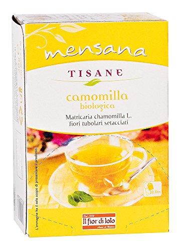 Mensana Tisana Fiori di Camomilla - 20 gr