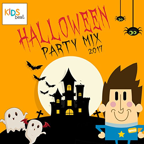Halloween Party Mix 2017