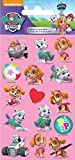 Paper Projects 9107076 Paw Patrol Pink Party Size Sticker-Set, 6 Bögen