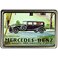 cadora fibbia della cintura fibbia vintage retro pubblicità Mercedes Benz der Wagen der grande classe