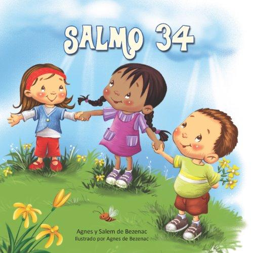 Salmo 34 (Capítulos de la Biblia para niños) por Agnes de Bezenac