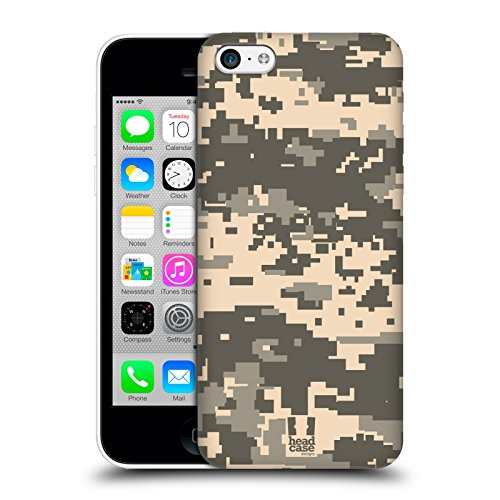Head Case Designs Marpat Woodland Militärischen Tarnfarben Serie 2 Ruckseite Hülle für Apple iPhone 6 / 6s Acu