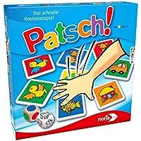 Noris Spiele 606013612 - Patsch Kinderspiel