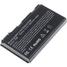 Vinteky®11.1V 5200mAh Batería de Ordenador Portátil para ACER Extensa 5210, 5220, 5235, 5420G, 5620G, 5620Z, 5630, 5635G, 5635Z, TravelMate 5330, 5520, 5730, TM5330 Series, GRAPE32, GRAPE34, LC.BTP00.005, LC.BTP00.011, LC.BTP00.066, TM00741, TM00751, Li-ion