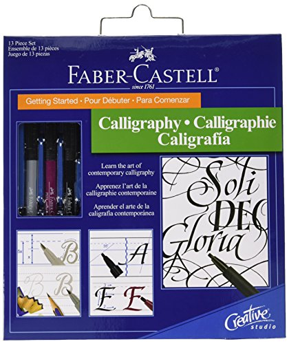 Cheap Creative Studio: Calligraphy Kit