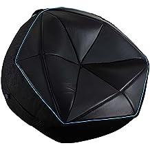 Aerocool P7BB1 - Puff gaming (asa de transporte, bolsillo lateral, doble cremallera,
