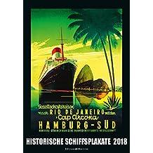 Historische Schiffsplakate 2018