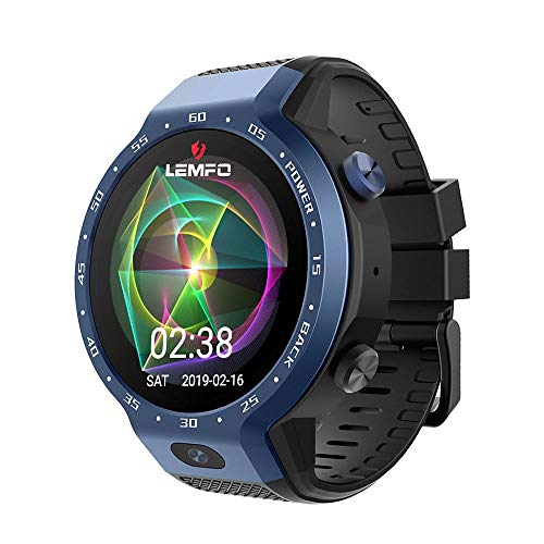 Dual Systems 4G Smart Watch Android 7.1 1.39 Inch