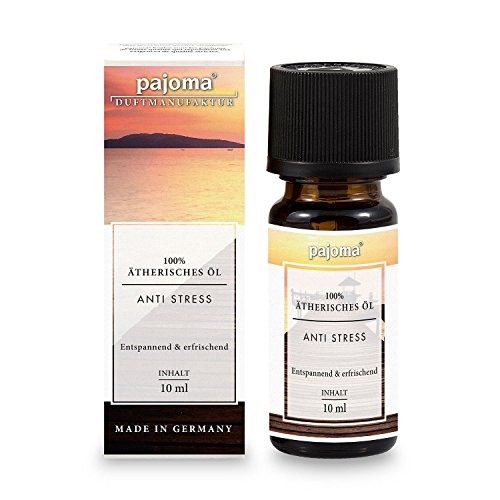 Ätherisches Duftöl ''Anti-Stress'' , 10 ml, 100% naturrein von pajoma