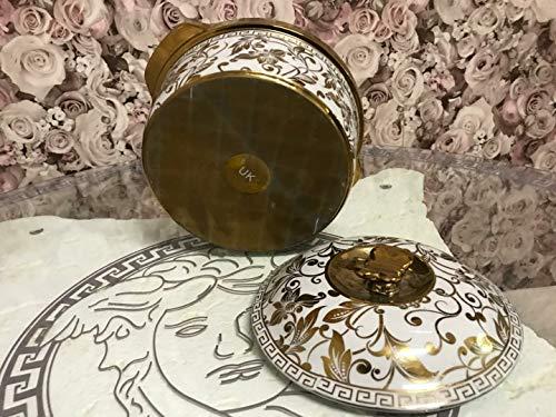 Bavary Medusa Suppenschüssel Schale + Deckel Sehr Edles Geschirr Porzellan TOP Preis
