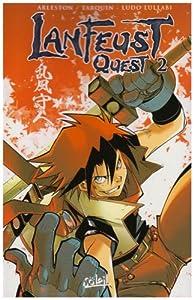 Lanfeust Quest Edition simple Tome 2