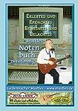 Liederbuch / Notenbuch / Erlebtes und Erdachtes Beweintes und Belachtes: Mastles-Notenbuch Softcover