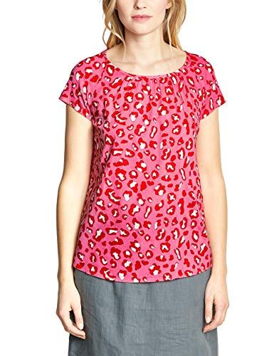 Street One Damen Felia Bluse, Mehrfarbig (Blossom Pink), Herstellergröße:40 -