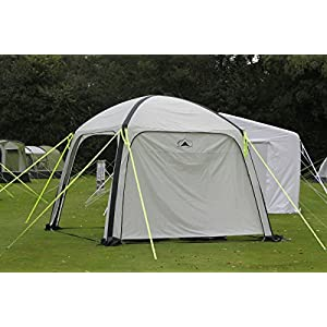 sunncamp ultimate inflatable easy erect garden party shade event shelter