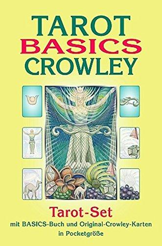 Tarot Basics: Crowley Set Pocket: Set mit Buch + 78 Crowley Tarot-Karten im Pocketformat (Pocket Set)